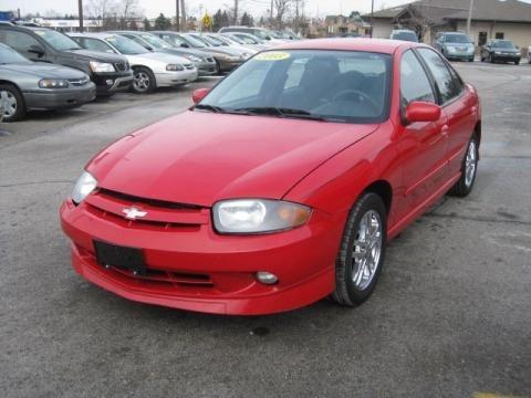 2003 Chevrolet Cavalier LS Sport Sedan Data, Info and Specs