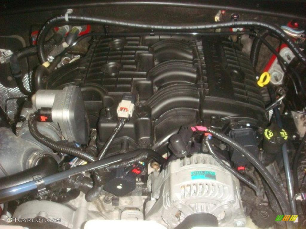 2007 Dodge Nitro R/T 4.0 Liter SOHC 24-Valve V6 Engine Photo #41227875 ...