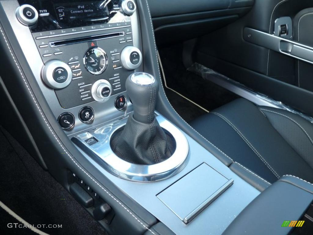 2011 aston martin db9 coupe 6 speed manual transmission photo