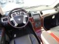 Ebony/Ebony 2011 Cadillac Escalade Interiors