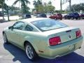 Legend Lime Metallic 2006 Ford Mustang GT Premium Coupe Exterior