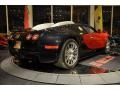 2008 Veyron 16.4 Deep Red Metallic/Black
