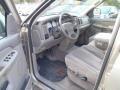Taupe Prime Interior Photo for 2003 Dodge Ram 1500 #41240528