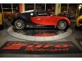 Deep Red Metallic/Black - Veyron 16.4 Photo No. 62