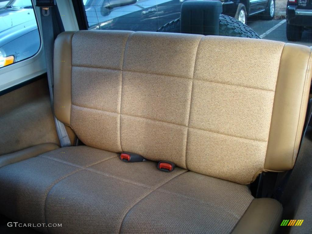 1997 Jeep Wrangler Sport 4x4 Interior Photo 41241808