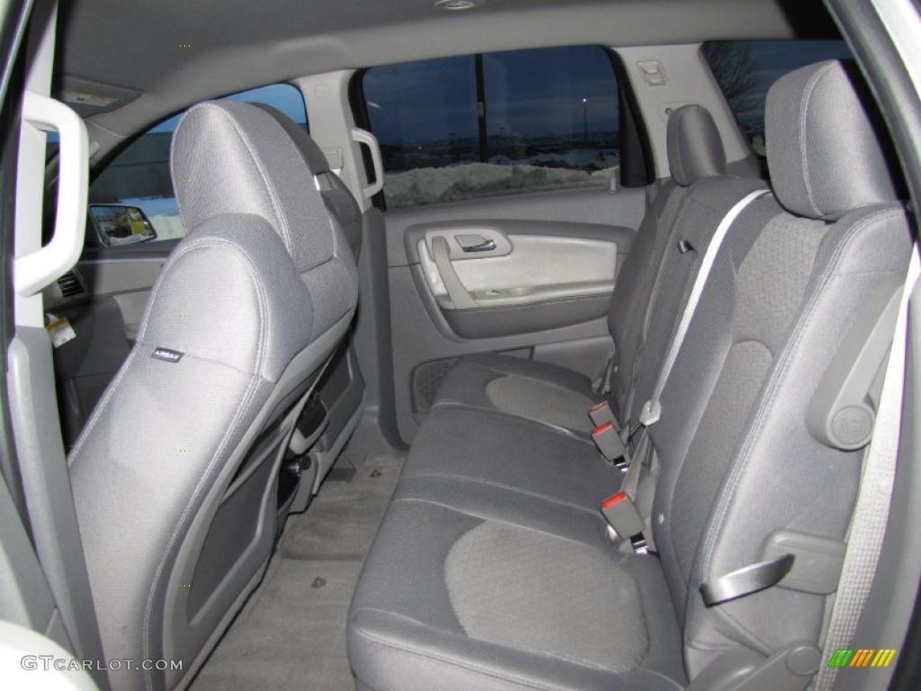 2010 Chevrolet Traverse LT AWD interior Photo #41242044 | GTCarLot.com