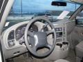 2002 Chevrolet Astro Neutral Interior Prime Interior Photo