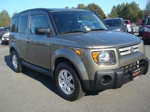 2007 honda element ex awd data info and specs for Honda element dimensions