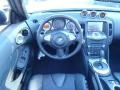 Black Leather 2010 Nissan 370Z Interiors
