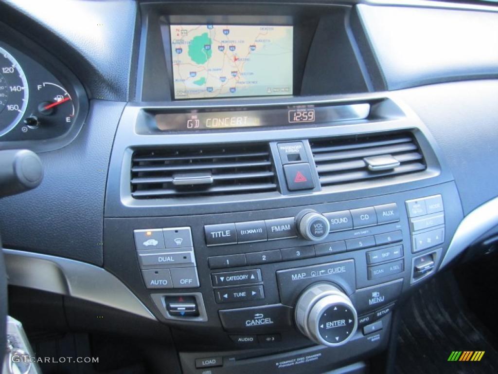 2016 Honda Accord Lx S >> 2009 Honda Accord EX-L V6 Coupe Navigation Photos | GTCarLot.com