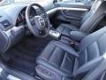 Black Interior Photo for 2008 Audi A4 #41258189