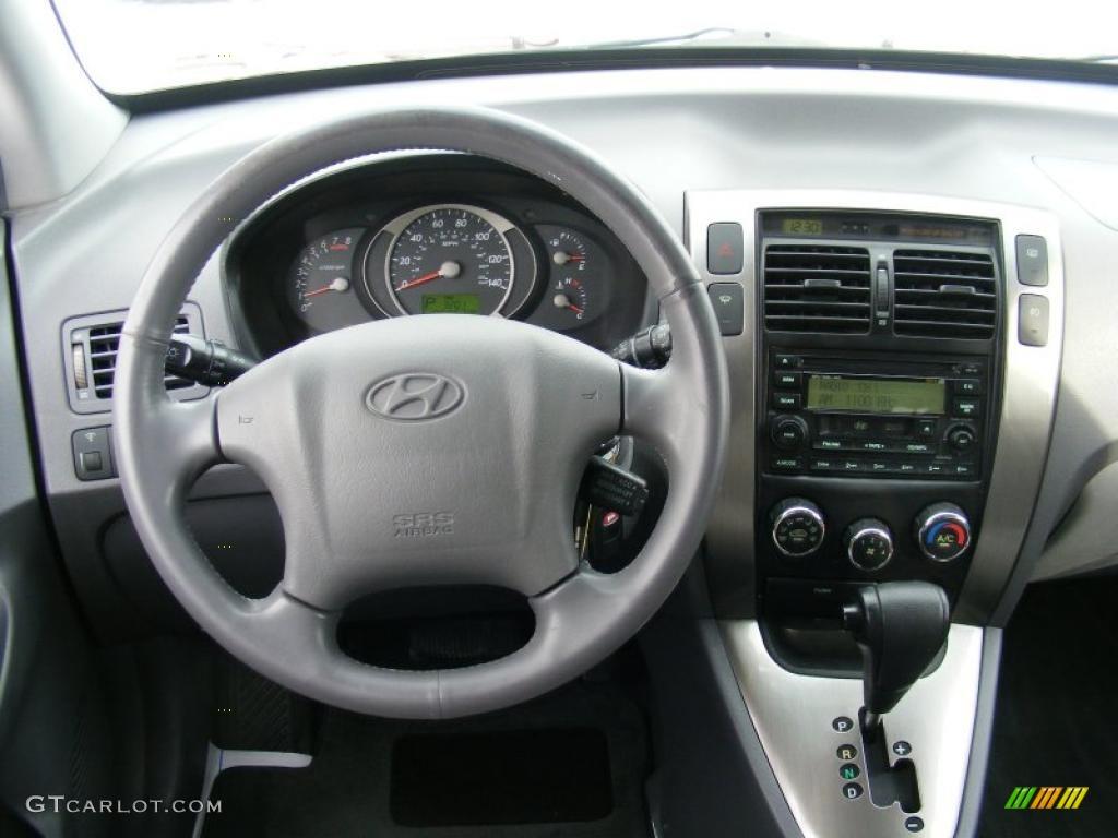 2005 Hyundai Tucson Lx V6 Dashboard Photos Gtcarlot Com