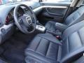 Black Interior Photo for 2008 Audi A4 #41259237