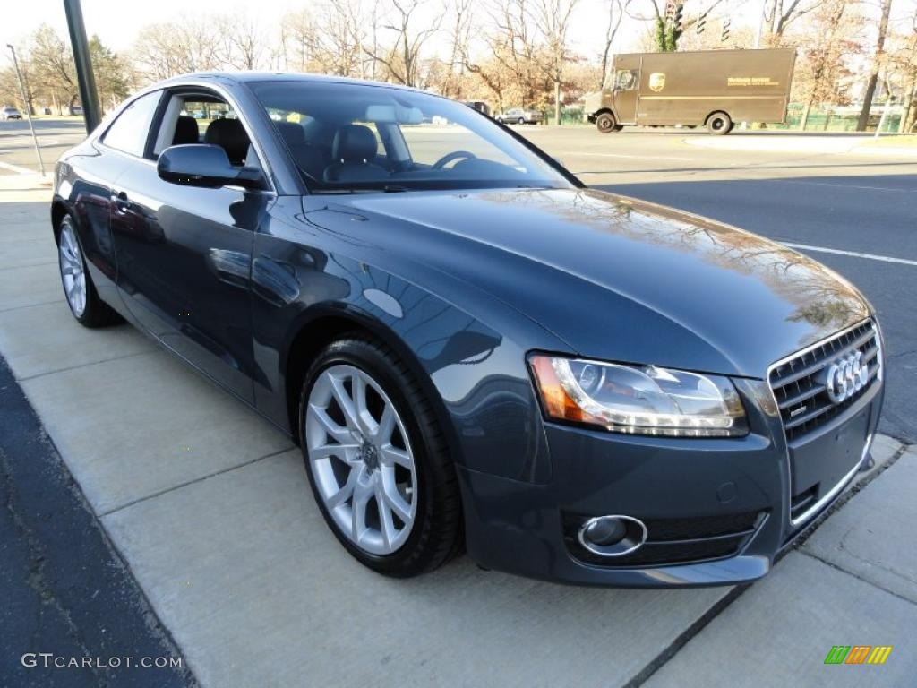 Meteor gray pearl effect 2010 audi a5 2 0t quattro coupe exterior photo 41260137
