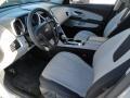 Jet Black/Light Titanium Interior Photo for 2010 Chevrolet Equinox #41271369