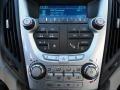 Jet Black/Light Titanium Controls Photo for 2010 Chevrolet Equinox #41271417