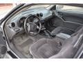 2002 Pontiac Grand Am Dark Pewter Interior Prime Interior Photo