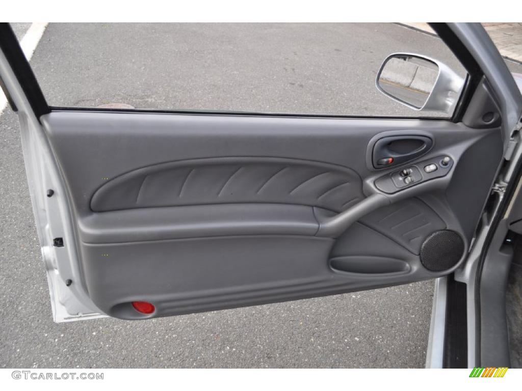 2002 pontiac grand am gt coupe dark pewter door panel for 2000 grand am window regulator