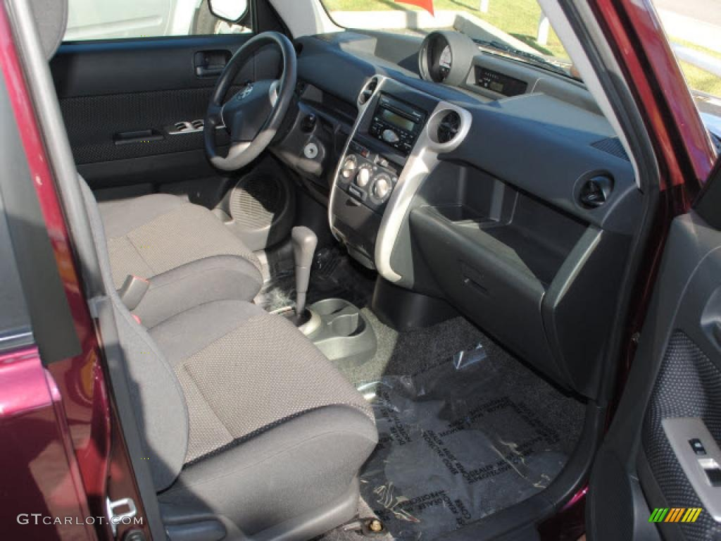 Scion Xb 2005 Interior Images Galleries With A Bite