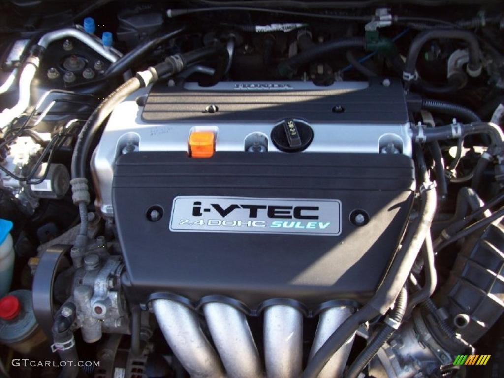 2010 Honda Accord Ex L V6 >> 2004 Honda Accord EX Sedan 2.4 Liter DOHC 16-Valve i-VTEC 4 Cylinder Engine Photo #41288069 ...