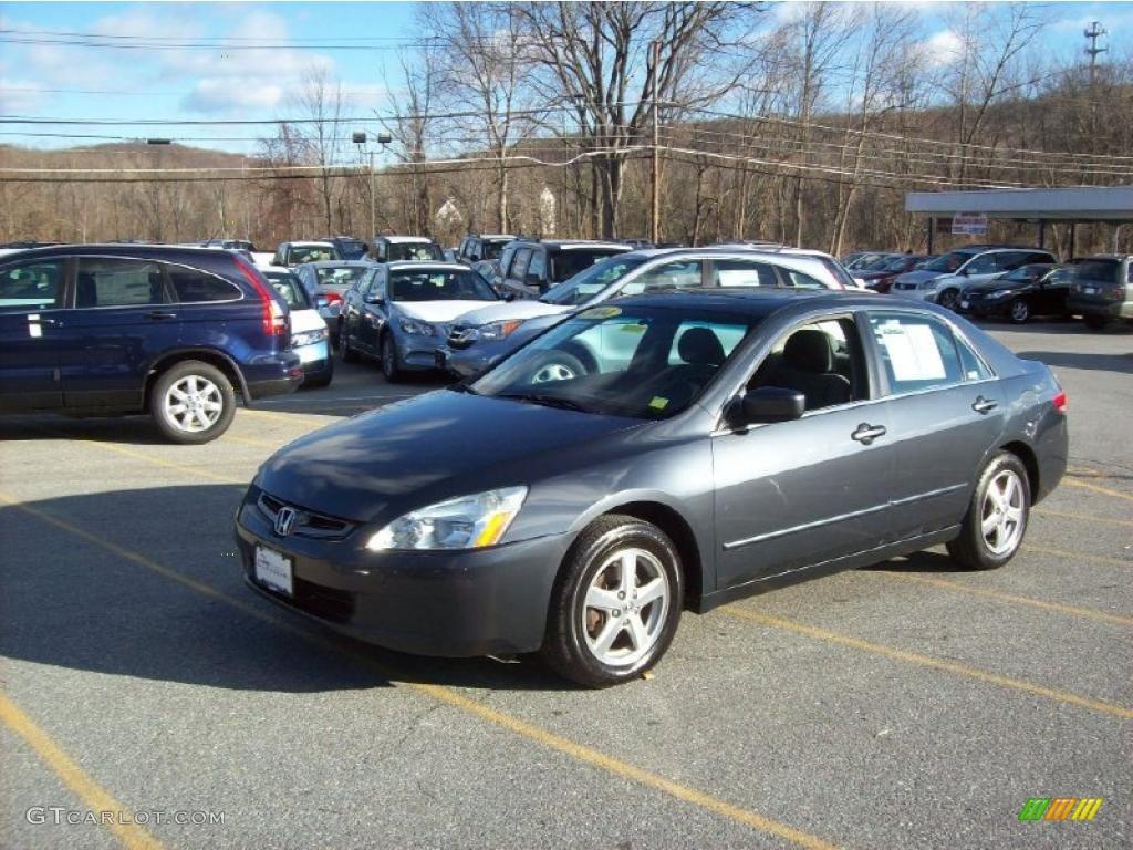 Graphite Pearl 2004 Honda Accord Ex Sedan Exterior Photo 41288237 Gtcarlot Com