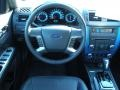 2011 Tuxedo Black Metallic Ford Fusion Sport  photo #9