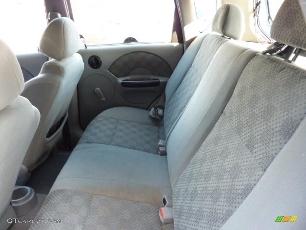 2007 Chevrolet Aveo Parts and Accessories Automotive