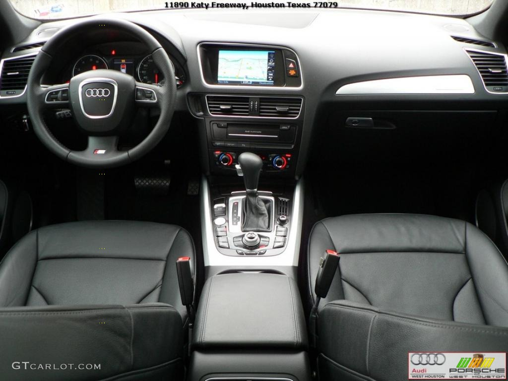 black interior 2010 audi q5 3 2 quattro photo 41293014. Black Bedroom Furniture Sets. Home Design Ideas