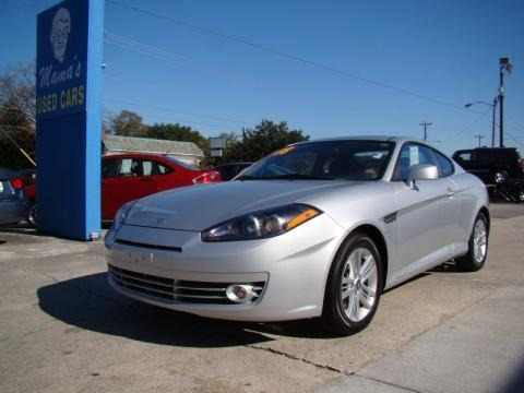 2008 Hyundai Tiburon GS Data, Info and Specs
