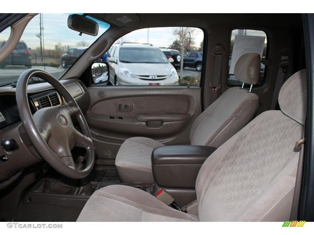 2003 Toyota Tacoma V6 Trd Xtracab 4x4 Interior Photo 41310850