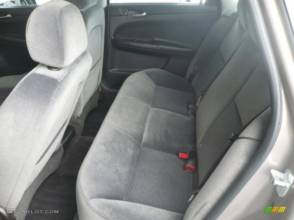 2006 Chevrolet Impala Lt Interior Photo 41312434