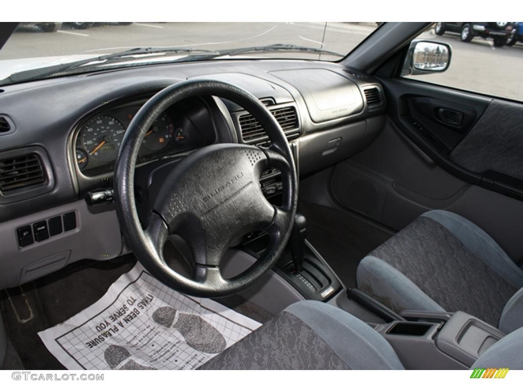 1999 Subaru Forester L Interior Photo 41313590