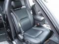 Black 2003 Cadillac Seville Interiors
