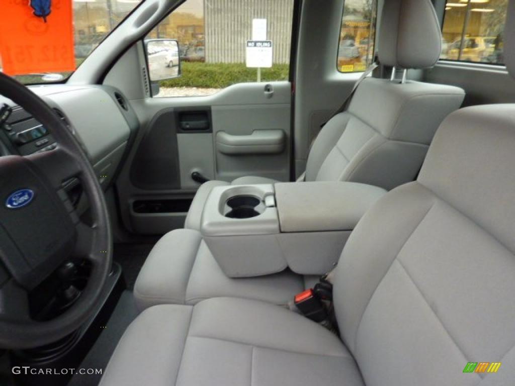 2005 Ford F150 Stx Regular Cab 4x4 Interior Photo