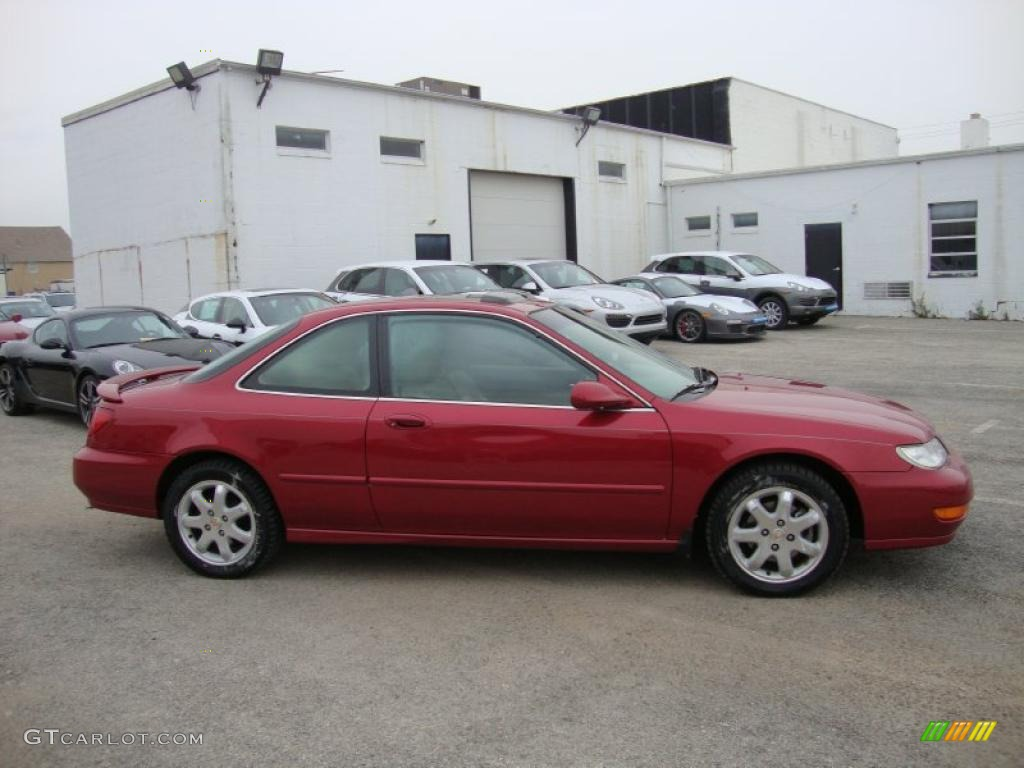 inza red pearl 1998 acura cl 3 0 premium exterior photo. Black Bedroom Furniture Sets. Home Design Ideas