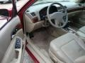 Parchment Interior Photo for 1998 Acura CL #41320278