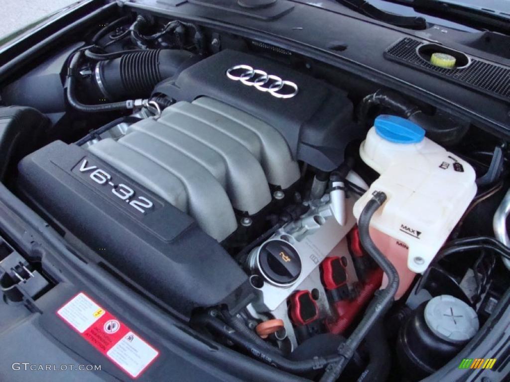 2005 audi a6 3 2 quattro sedan 3 2 liter fsi dohc 24 valve. Black Bedroom Furniture Sets. Home Design Ideas