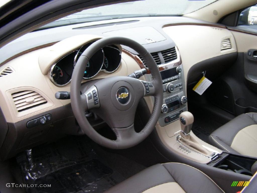 Cocoa/Cashmere Interior 2011 Chevrolet Malibu LTZ Photo #41325034 Good Looking