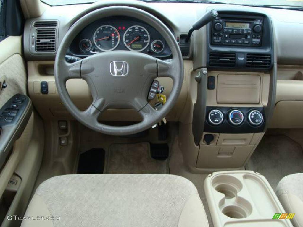 2006 sahara sand metallic honda cr v lx 4wd 41300940 for Honda crv 2006 interior