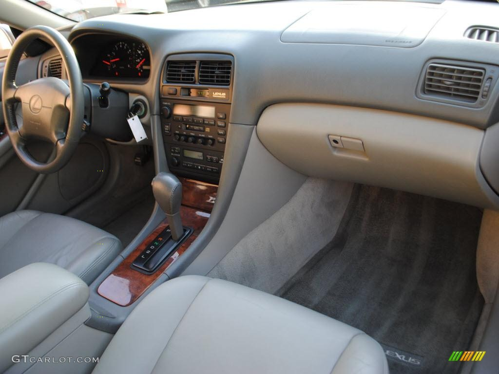 the gallery for gt lexus es300 2001 interior