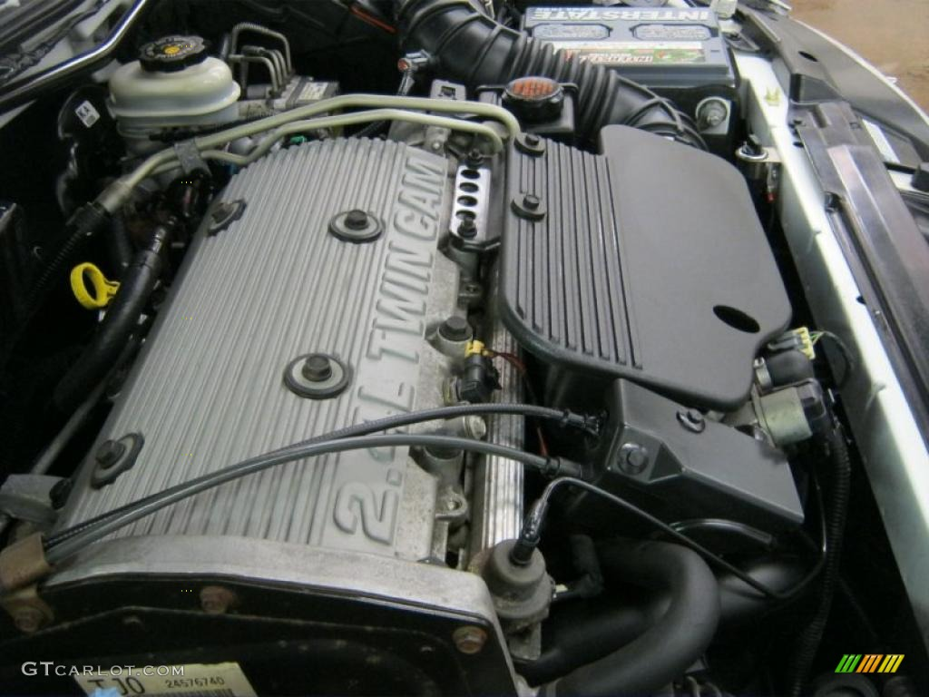 2000 Chevy Cavalier Engine Diagram