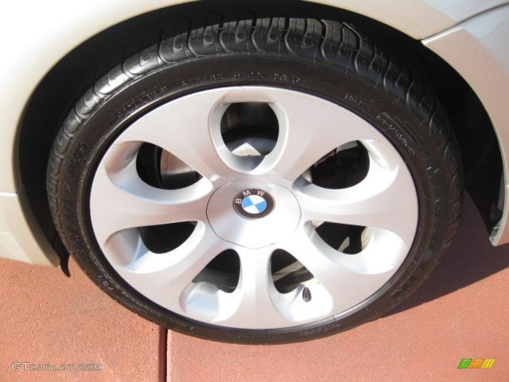 2005 Bmw 6 Series 645i Coupe Wheel Photo 41344255