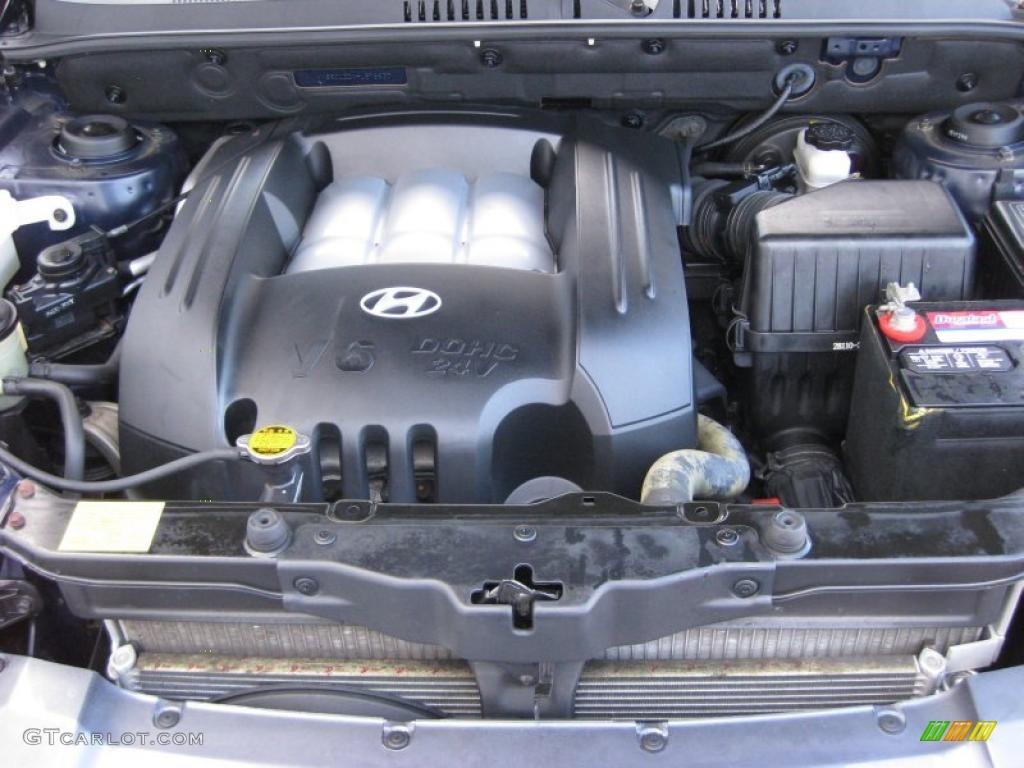 2004 hyundai santa fe gls 2 7 liter dohc 24 valve v6 engine photo 41347735 gtcarlot com gtcarlot com