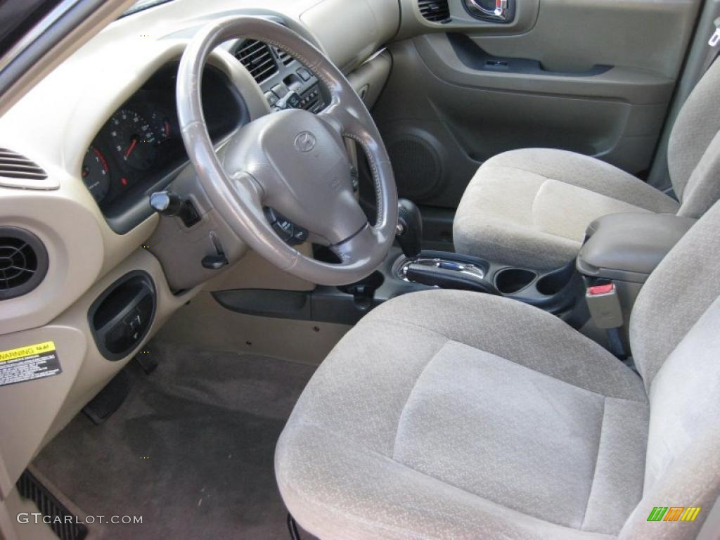 2004 Hyundai Santa Fe Gls Interior Photo 41347775