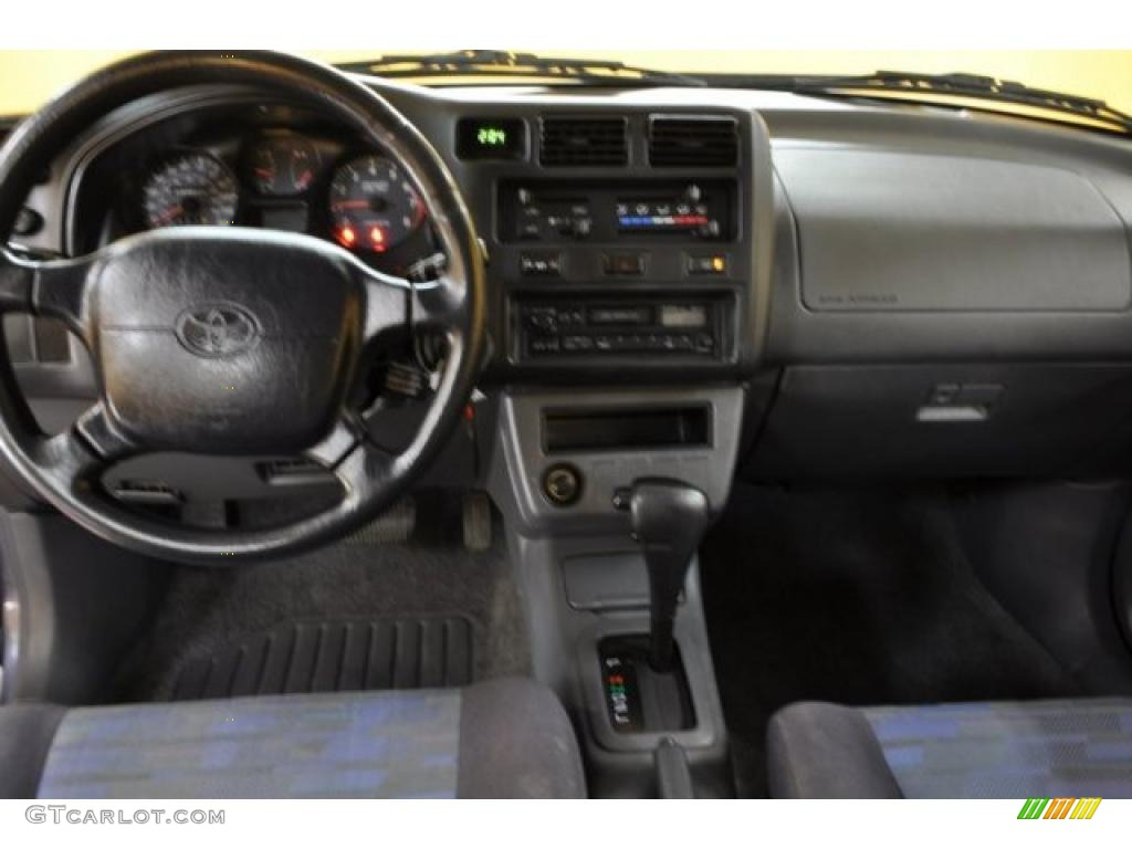 1996 Toyota RAV4 4WD Dashboard Photos | GTCarLot.com