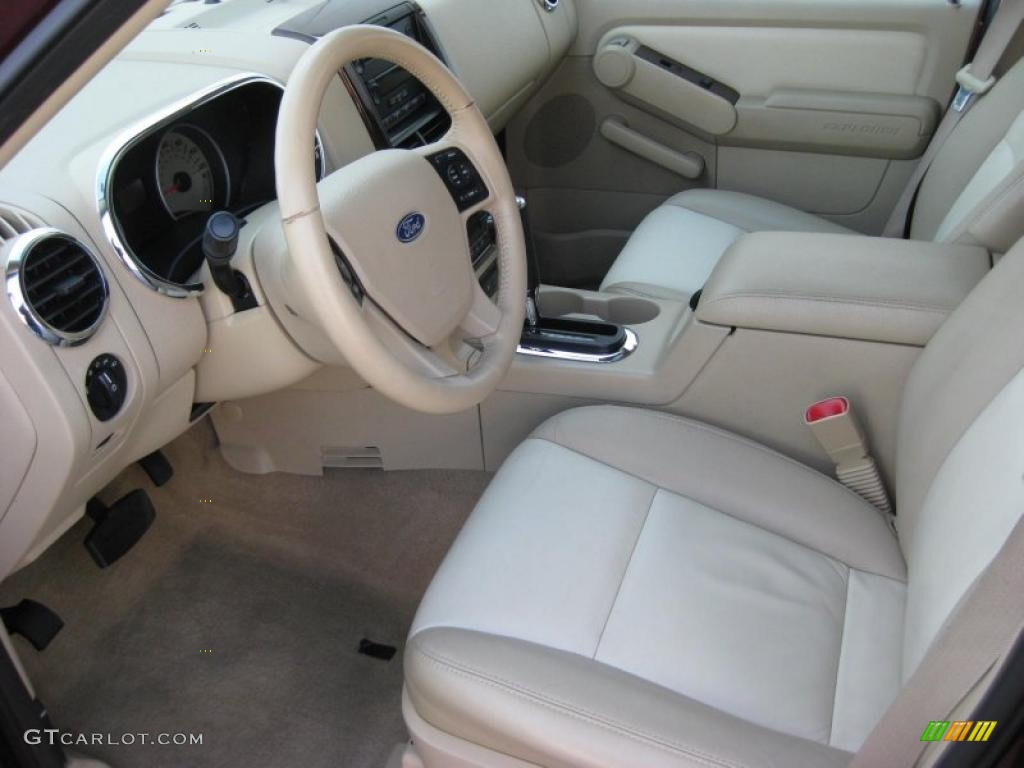 camel interior 2006 ford explorer limited 4x4 photo