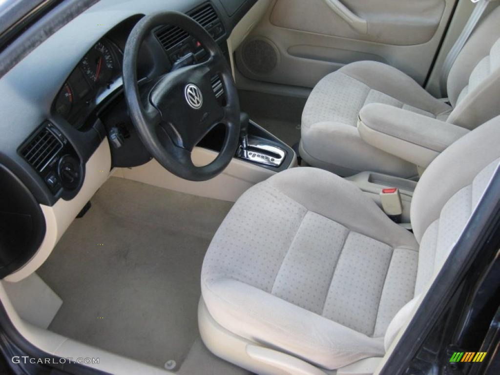 2000 Volkswagen Jetta Gls Sedan Interior Photo 41353075