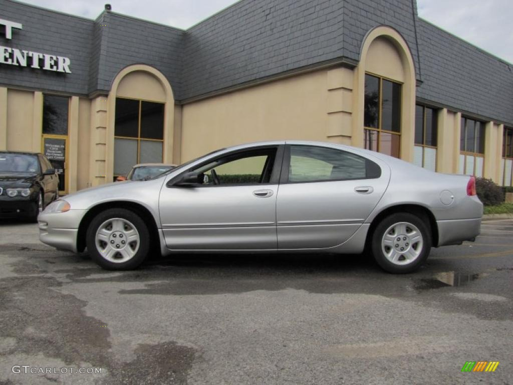 Bright Silver Metallic 2002 Dodge Intrepid SE Exterior Photo #41354651 ...