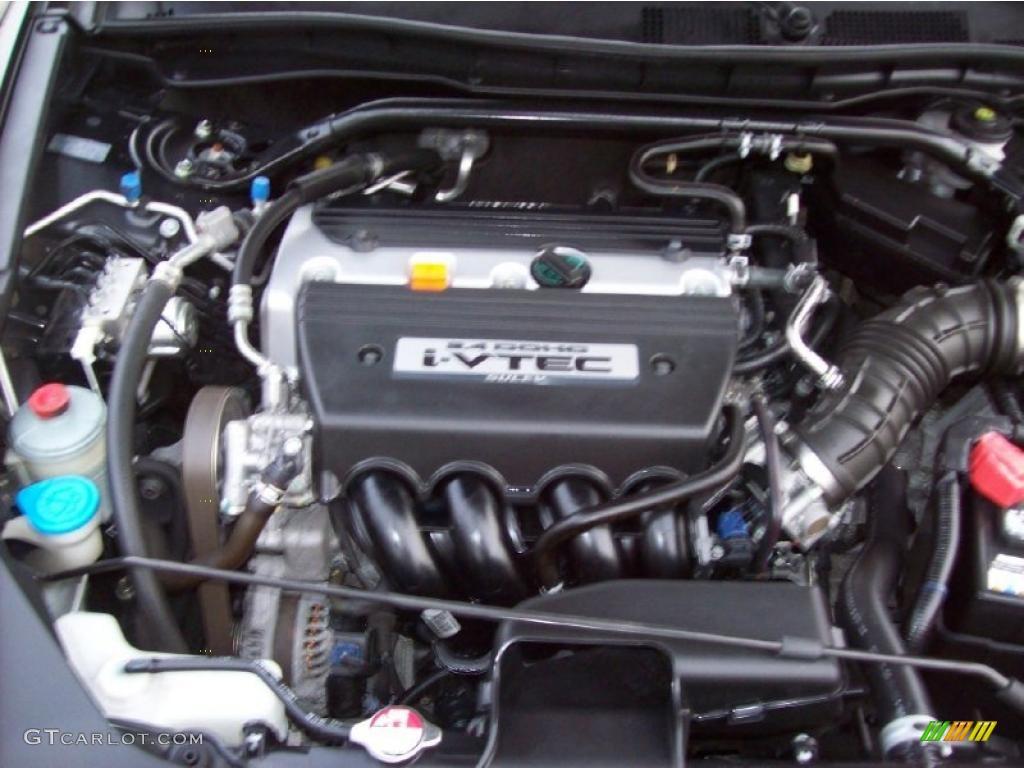 2008 Honda Accord Lx S Coupe 2 4 Liter Dohc 16 Valve I