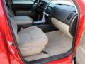 2009 Salsa Red Pearl Toyota Tundra Double Cab  photo #16